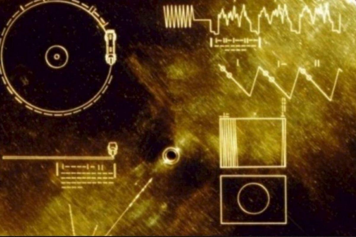 Las misiones Voyager de 1977 y 1979 tenían uno de estos Foto:Wikimedia.org. Imagen Por: