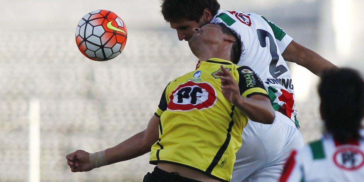 Palestino enredó puntos ante San Luis y desechó la opción de acercarse a Colo Colo