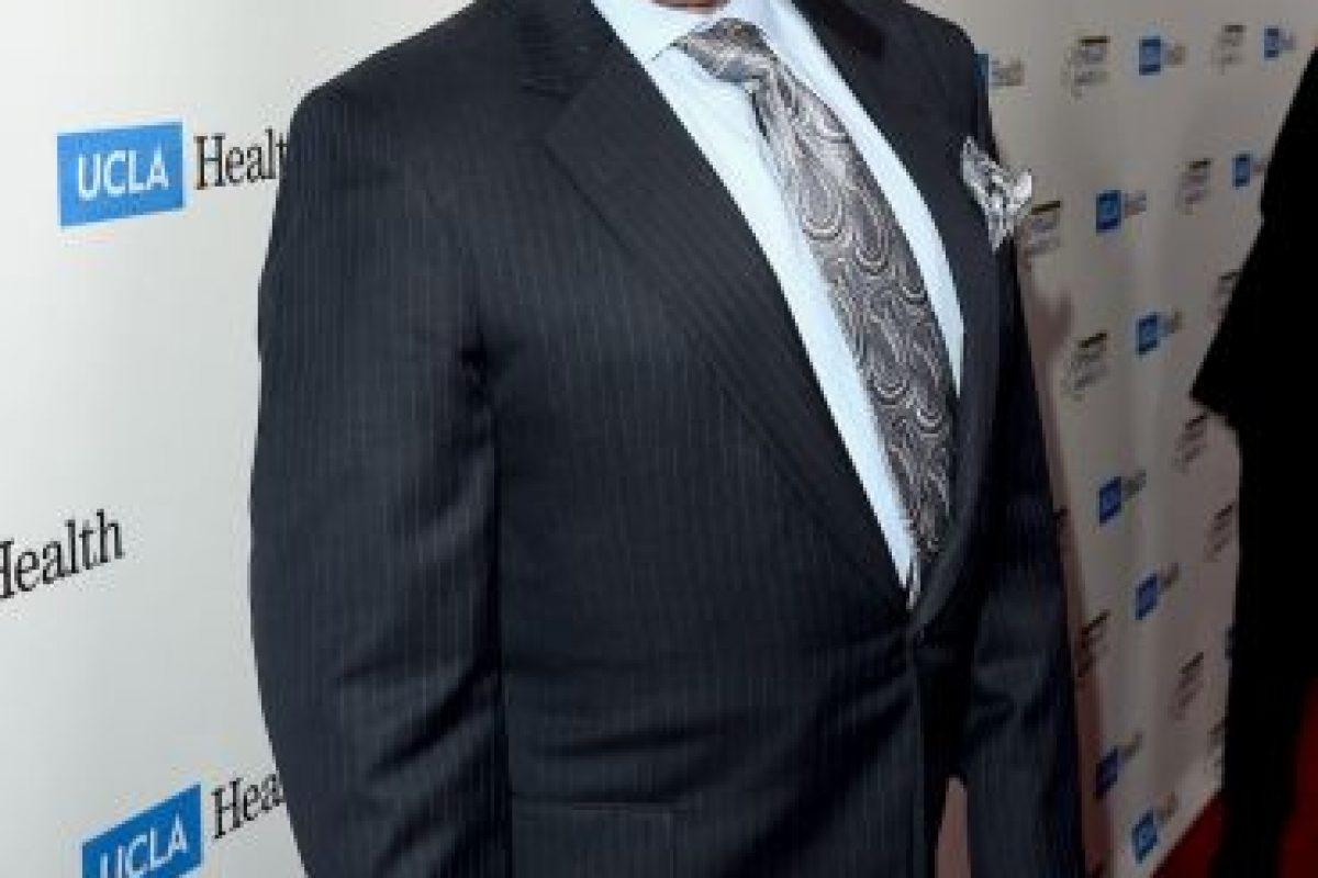 """Wayne Newton. El actor de Las Vegas anunció su apoyo en """"Fox and Friends"""". """"Amo a Donald, y elpodría ser un buen presidente"""", dijo. Foto:Getty Images. Imagen Por:"""