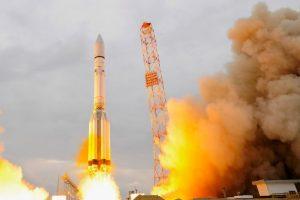 Fue lanzado el proyecto espacial ExoMars 2016 Foto:Getty Images. Imagen Por: