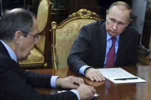 Vladimir Putin asegura que fue un proceso en condiciones de paz. Foto:AP. Imagen Por: