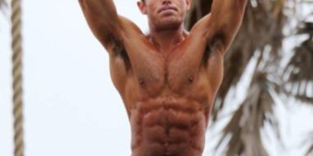 ¿Cuál de estos 11 famosos les parece el más musculoso?