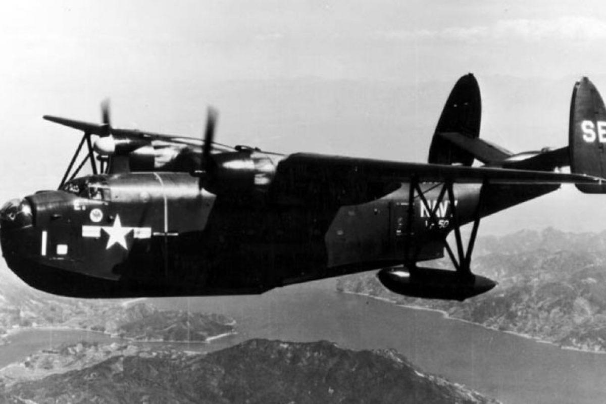 Cinco vuelos TBM Avenger desaparecieron. Horas más tarde un PBM Mariner, enviado como rescate, también lo hizo. Foto:Wikipedia.org. Imagen Por: