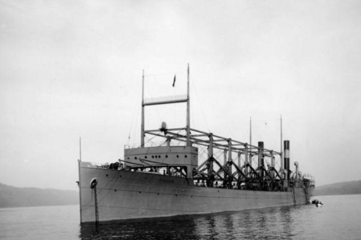 El 4 de marzo de 1918 la nave norteamericana USS Cyclop partió desde Barbados para desaparecer horas más tarde con sus 309 pasajeros Foto:Wikipedia.org. Imagen Por: