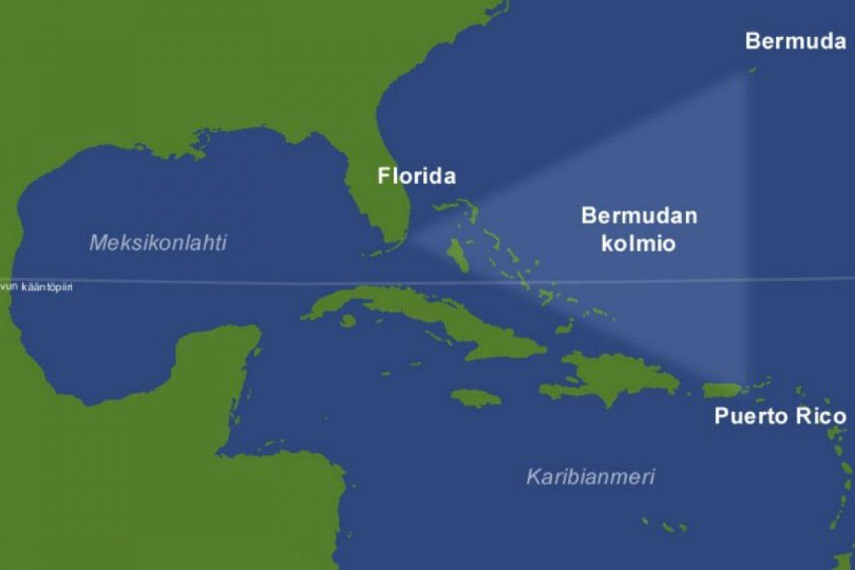 Misteriosas desapariciones en el Triángulo de las Bermudas Foto:Wikipedia.org. Imagen Por: