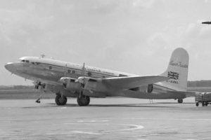 La aeronave Star Tiger desapareció completamente el 30 de enero de 1948. Foto:Wikipedia.org. Imagen Por:
