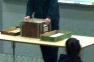 Estos profesores también sorprendieron a sus alumnos Foto:Imgur. Imagen Por: