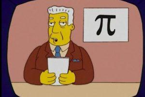 La celebración del día Pi Foto:Twitter. Imagen Por: