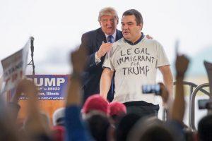 Su campaña ha estado rodeada de polémicas. Foto:AFP. Imagen Por: