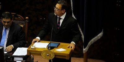 Ricardo Lagos Weber asume como nuevo presidente del Senado