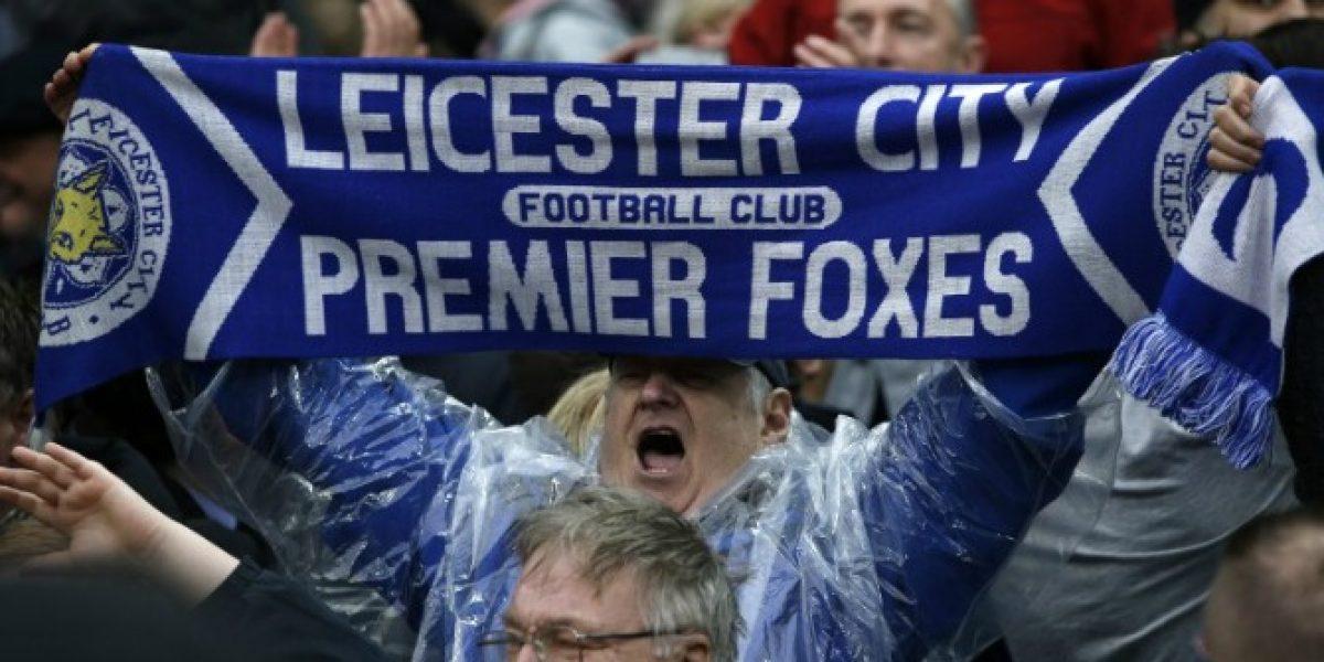 No estaba muerto: fanático resistió un ataque al corazón tras triunfo del Leicester