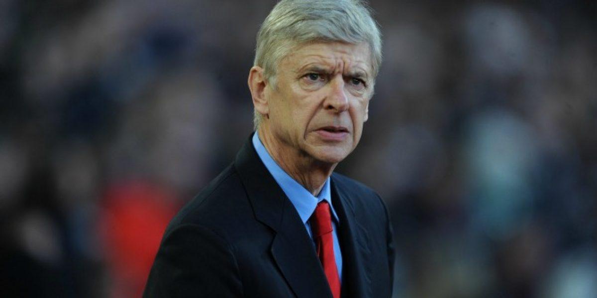 Arsene Wenger no se rinde: