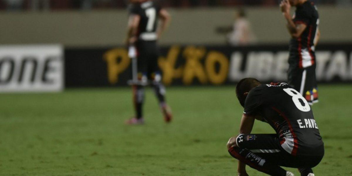 El Galo canta fuerte: Atlético Mineiro extendió su invicto de local ante los chilenos con la goleada a Colo Colo
