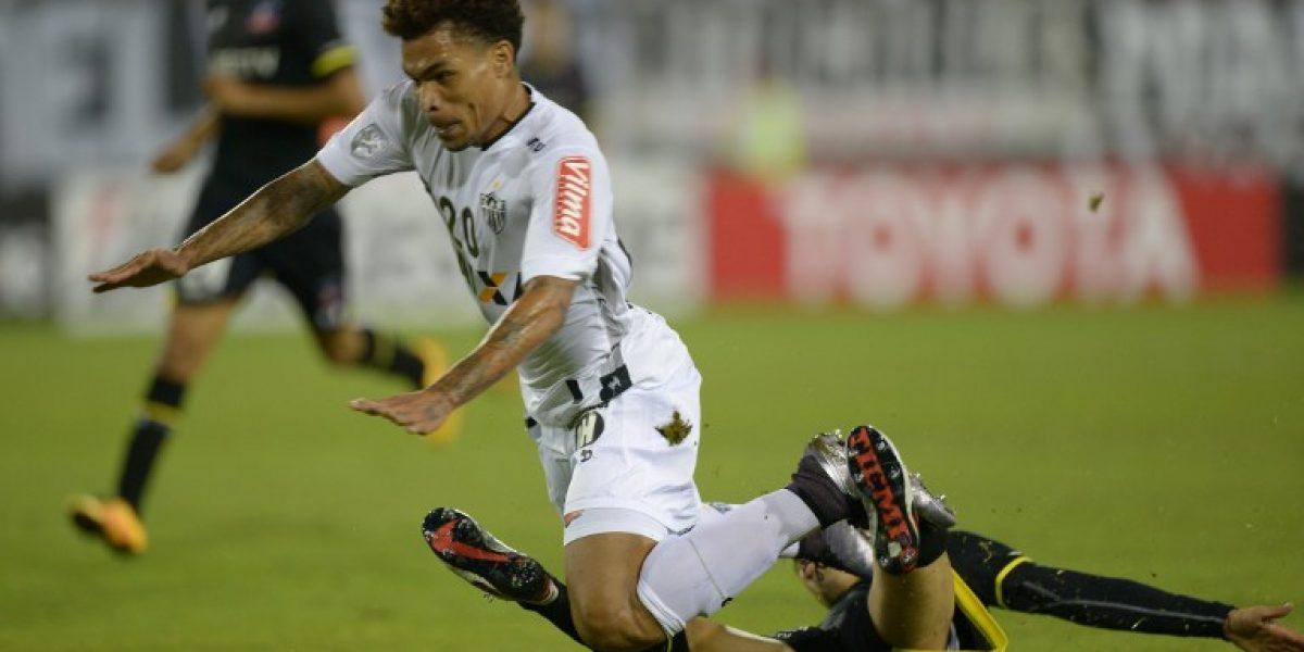 La formación del Atlético Mineiro para desafiar a Colo Colo