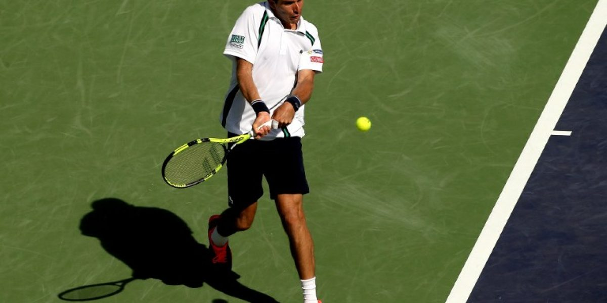 Delbonis dio el batacazo y venció a Murray en Indian Wells