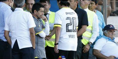 Sin Pajarito: Jaime Valdés fue sancionado con una fecha y se pierde el Superclásico