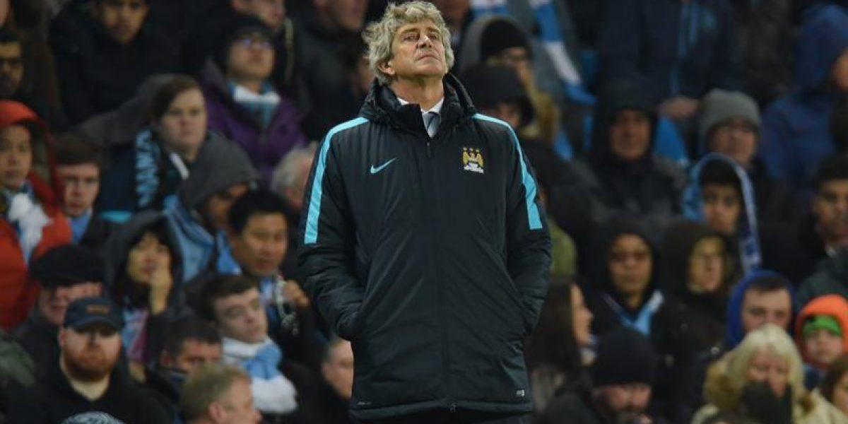 Manuel Pellegrini y la clasificación del City: