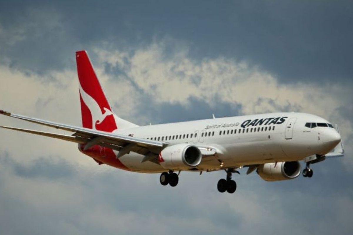 Quantas- Australia Foto:Getty Images. Imagen Por: