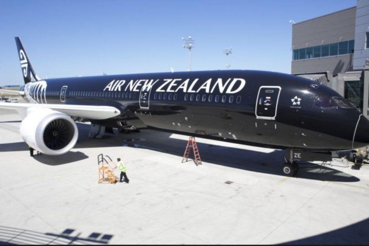 Air New Zealand- Nueva Zelanda Foto:Getty Images. Imagen Por: