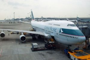 Cathay Pacific Airways-Hong Kong Foto:Getty Images. Imagen Por:
