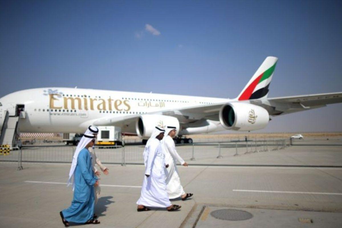 Emirates- Emiratos Árabes Foto:Getty Images. Imagen Por: