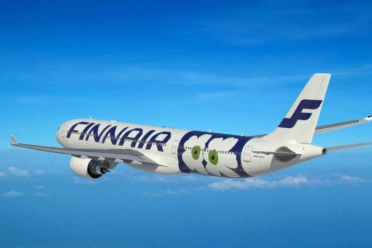 Finnair- Finlandia Foto:Vía Facebook.com/Finnair. Imagen Por: