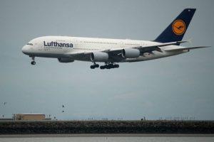 Lufthansa- Alemania Foto:Getty Images. Imagen Por: