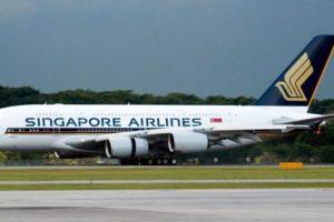 Singapore Airlines- Singapur Foto: Vía Facebook.com/singaporeair. Imagen Por: