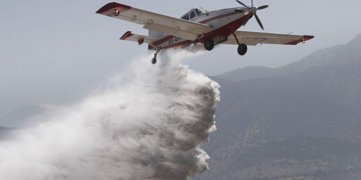 Gobierno envía recursos aéreos y humanos para combatir incendios en Argentina