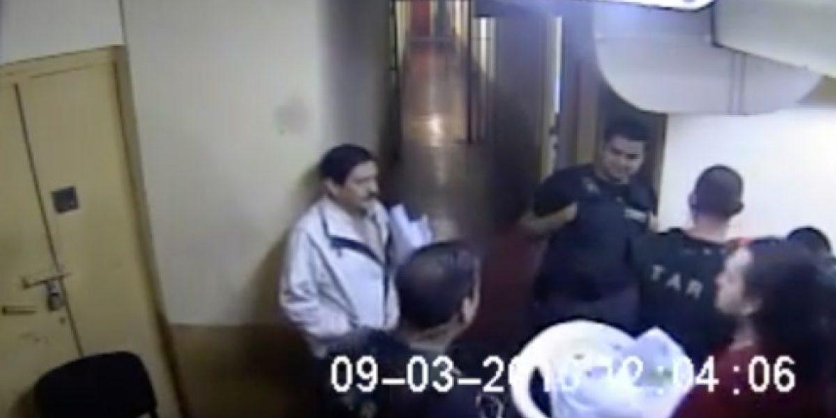 Álvaro Corbalán envía carta a su agresor y se filtra video del hecho
