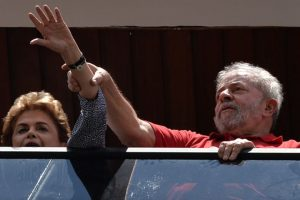 Dilma Rousseff y Lula Da Silva Foto:AFP. Imagen Por: