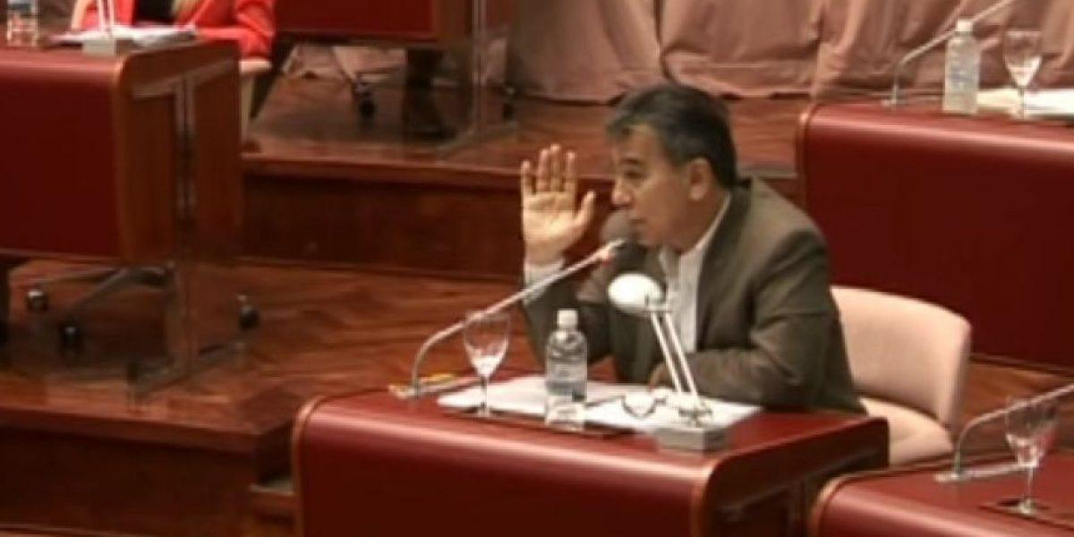 Revuelo en Argentina por papelón de diputado: