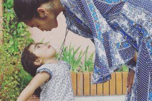 Marion y su hija Foto:Reproducción. Imagen Por: