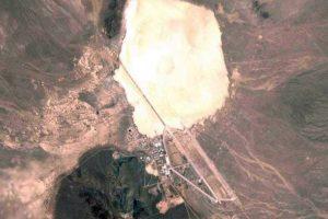 Se piensa que una nave extraterrestre se estrelló aquí Foto:Wikimedia. Imagen Por: