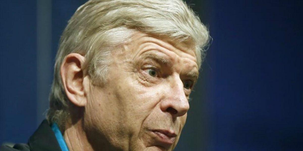 Arsene Wenger se rindió ante Barcelona: