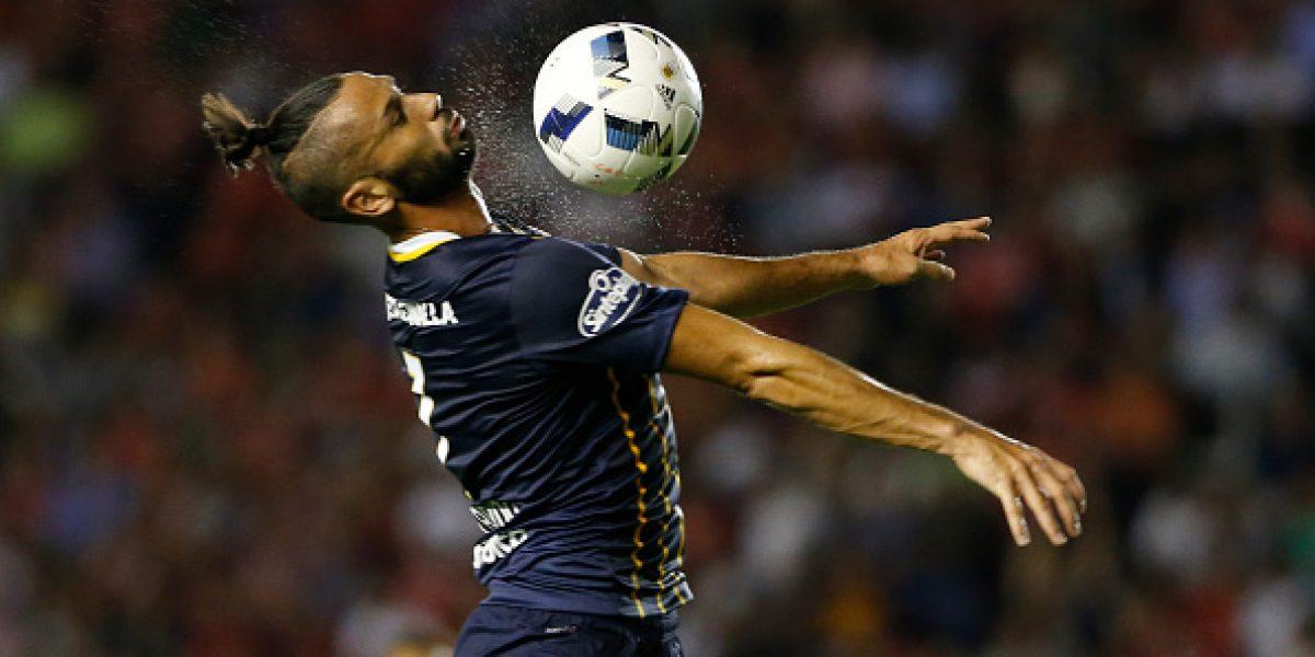 Marcelo Larrondo será operado este jueves de su grave lesión