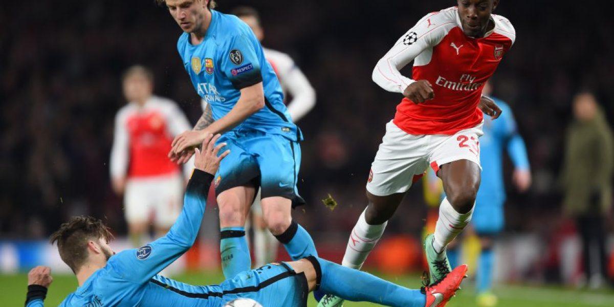 En vivo: Barcelona vs. Arsenal, los culés están a un paso de cuartos de final
