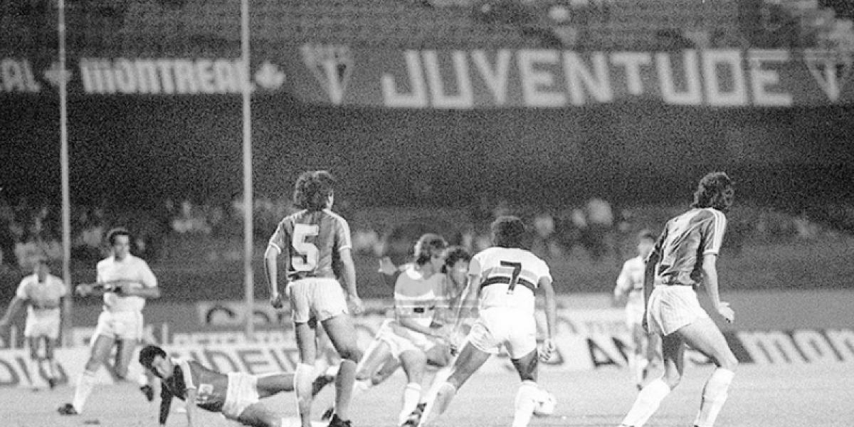 Los tres inolvidables triunfos de Colo Colo en tierras brasileñas