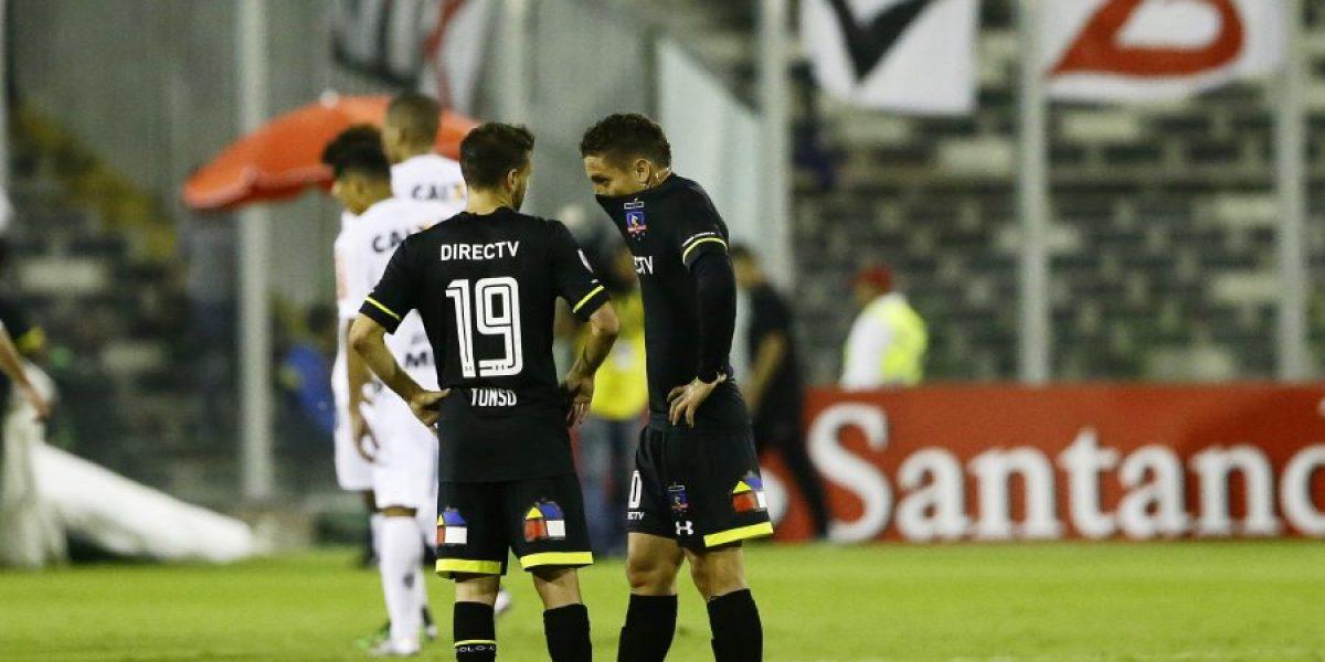 Con la urgencia de sumar de a tres: Colo Colo enfrenta a Atlético Mineiro por la Libertadores