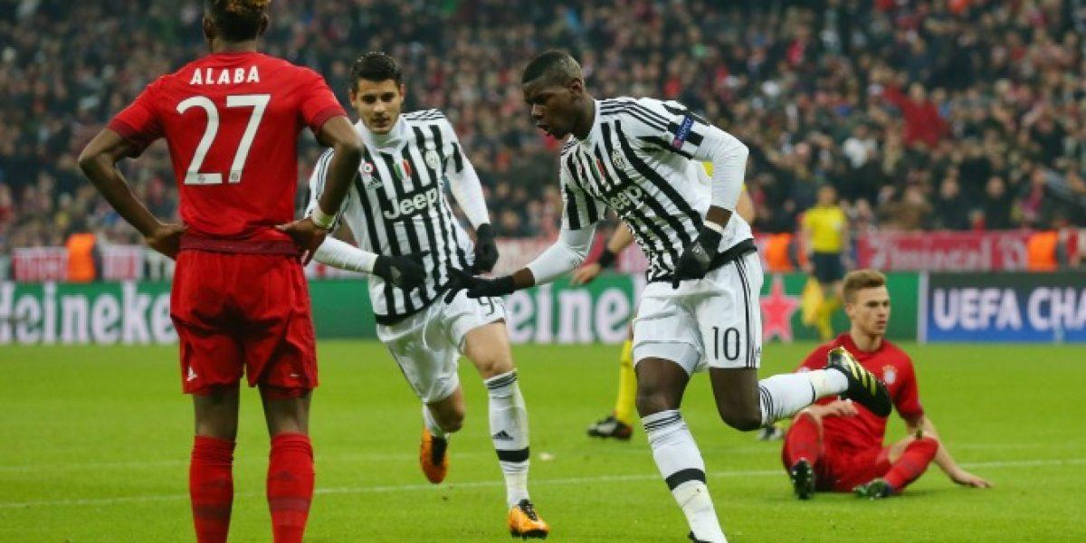 Así vivimos la angustiante clasificación del Bayern Munich sobre Juventus