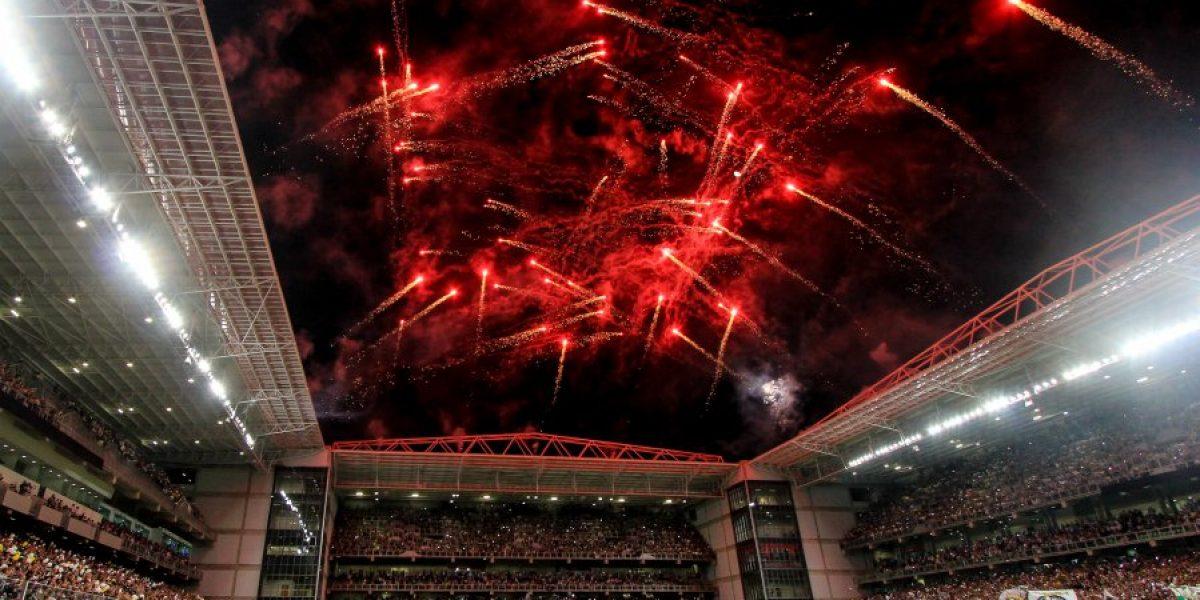 Atlético Mineiro le dio un baile a Colo Colo y lo complica en la Libertadores