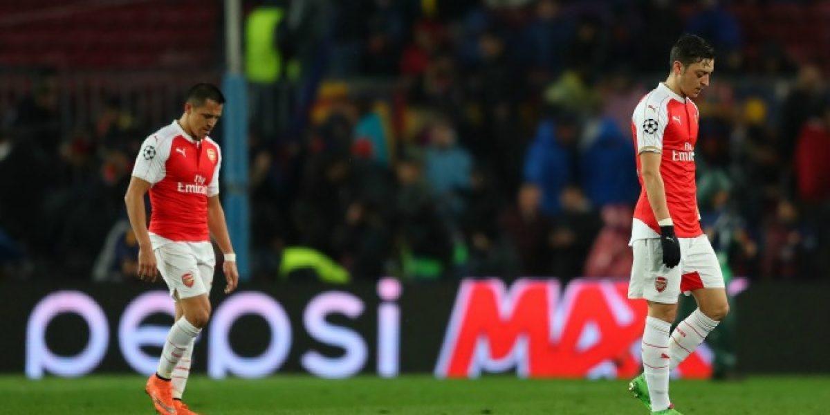 Así vivimos la clasificación de Barcelona a cuartos de final de la Champions league