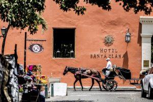 Cartagena de Indias es la capital del departamento de Bolívar, Colombia. Foto:Getty Images. Imagen Por: