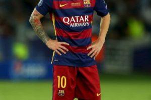 """La """"Pulga"""" es el mejor futbolista de la actualidad Foto:Getty Images. Imagen Por:"""