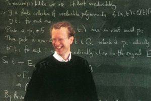 Wiles es uno de los académicos más respetados de Europa. Foto:Oxford University. Imagen Por: