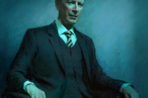 Sir Andrew Wiles es matemático de Oxford. Foto:National Portrait Gallery. Imagen Por: