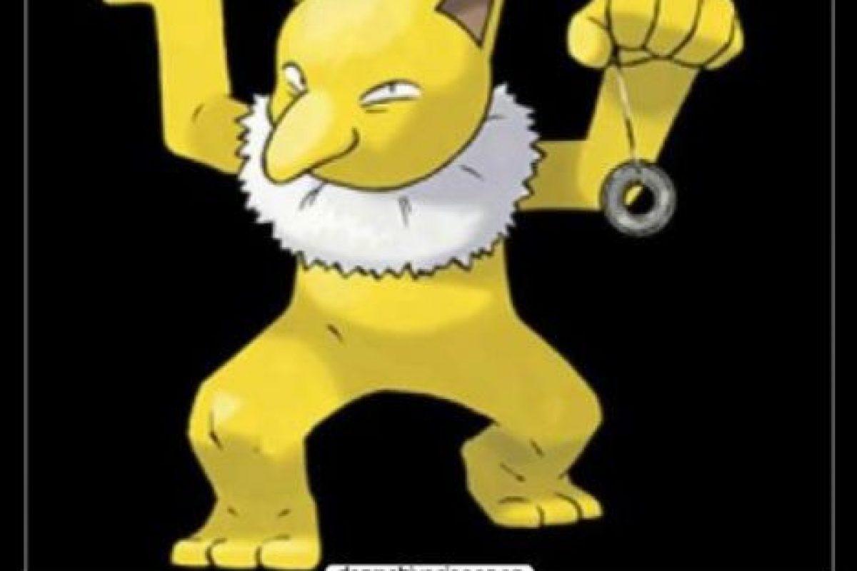 """""""Hypno"""" es conocido como un Pokémon pedófilo, pues aprovecha sus poderes hipnóticos para secuestrar a los niños. Foto:Twitter. Imagen Por:"""