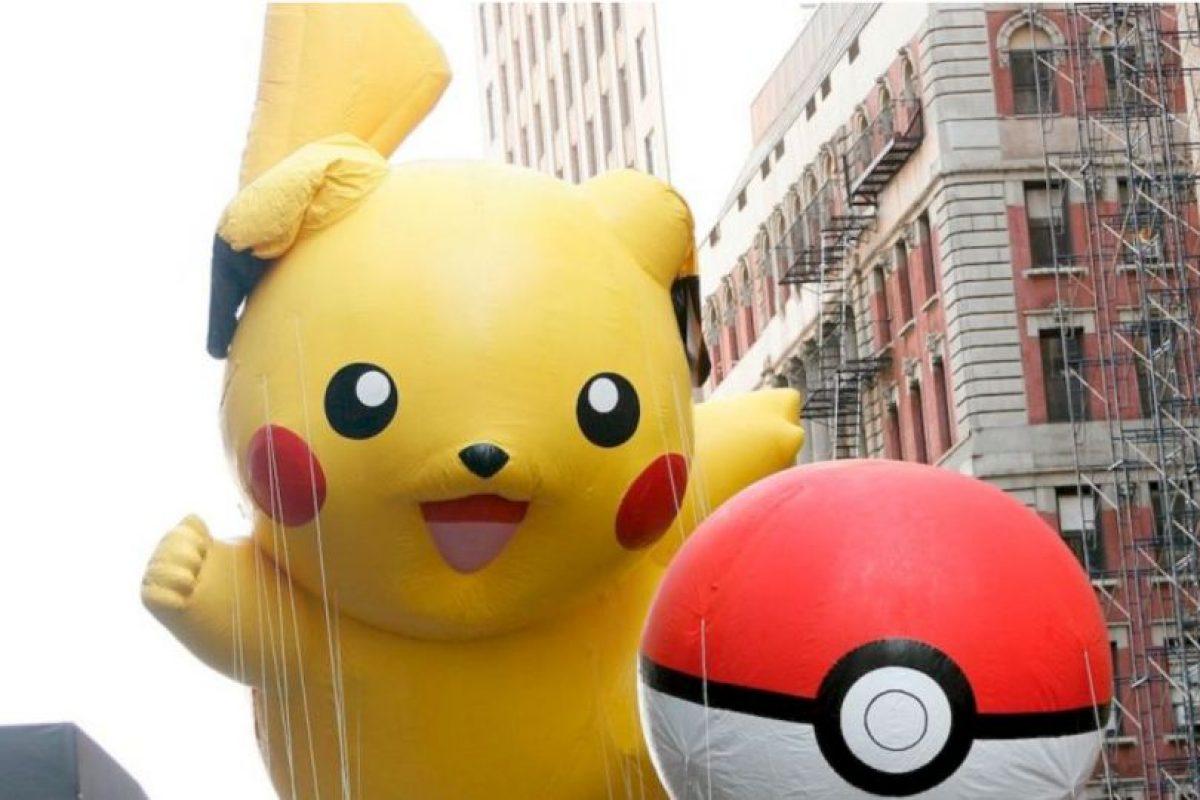 """""""Pika"""" es el sonido de un ratón en Japonés y """"Chu"""" es la onomatopeya de un trueno. Foto:Getty Images. Imagen Por:"""