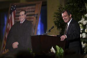 Era considerado como uno de los pilares del ala conservadora de la Corte hasta que falleció el 13 de febrero de 2016 Foto:AP. Imagen Por: