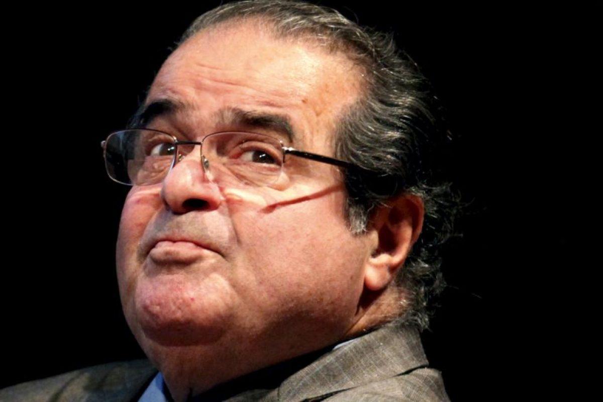 Antonin Gregory Scalia fue un jurista estadounidense y Juez Asociado de la Corte Suprema estadounidense. Foto:AP. Imagen Por: